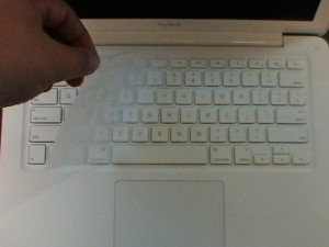 KB ClearSkin Keyboard Cover