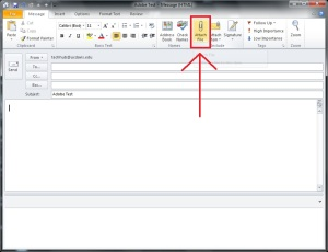 Send HTML E-Mail in Outlook 2012 003