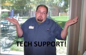 Tech Support?